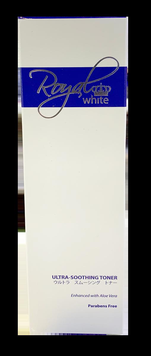 [MPLUS] Royal White Rwt100 Ultra Soothing Toner (100Ml)