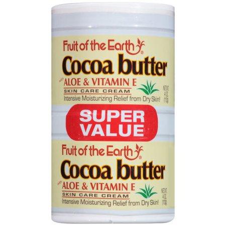 [MPLUS] Fruit Of The Earth Cocoa Butter Cream 2X4Ozoz
