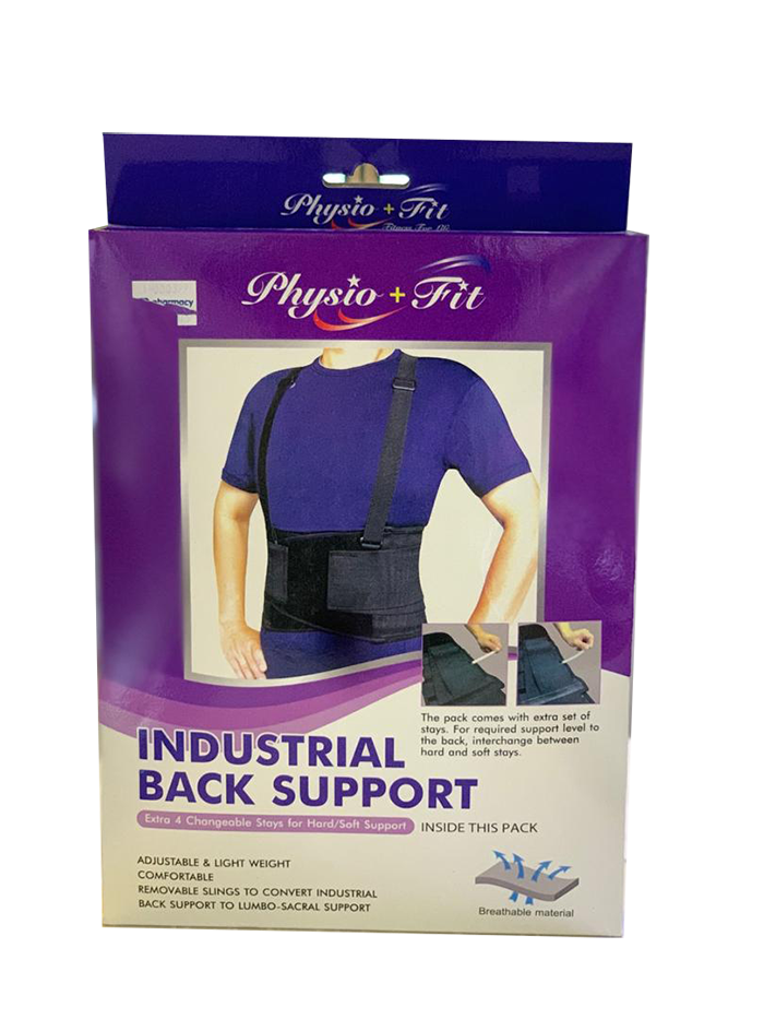 [MPLUS] Rehamed Ra3011-02 Industrial Back Support M