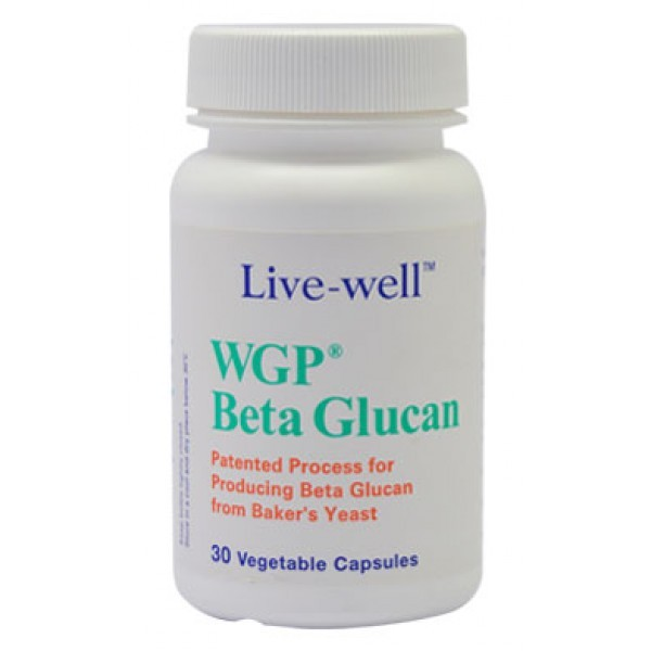 [MPLUS] Livewell Wgp Beta Glucan Cap 30S