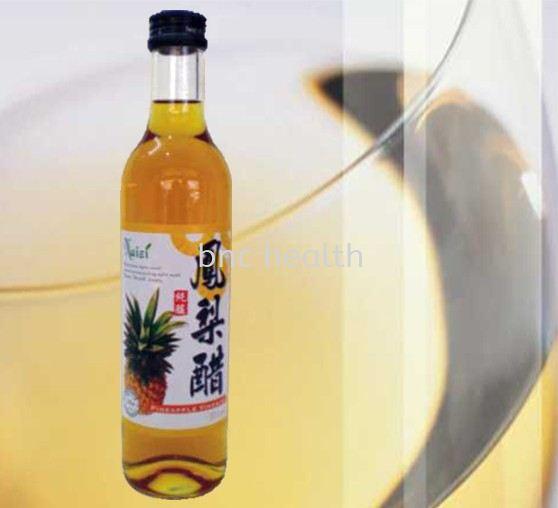 [MPLUS] Bnc Naizi Pineapple Vinegar 375Ml