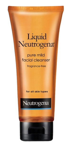 [MPLUS] NEUTROGENA Liquid Neutrogena? Pure Mild Facial Cleanser FF 100ml