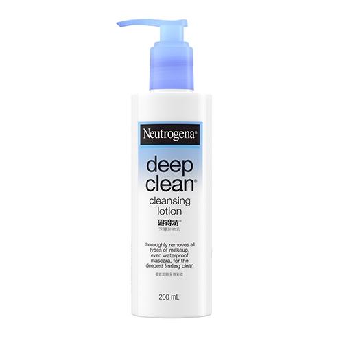 [MPLUS] NEUTROGENA Deep Clean? Cleansing Lotion 200ml
