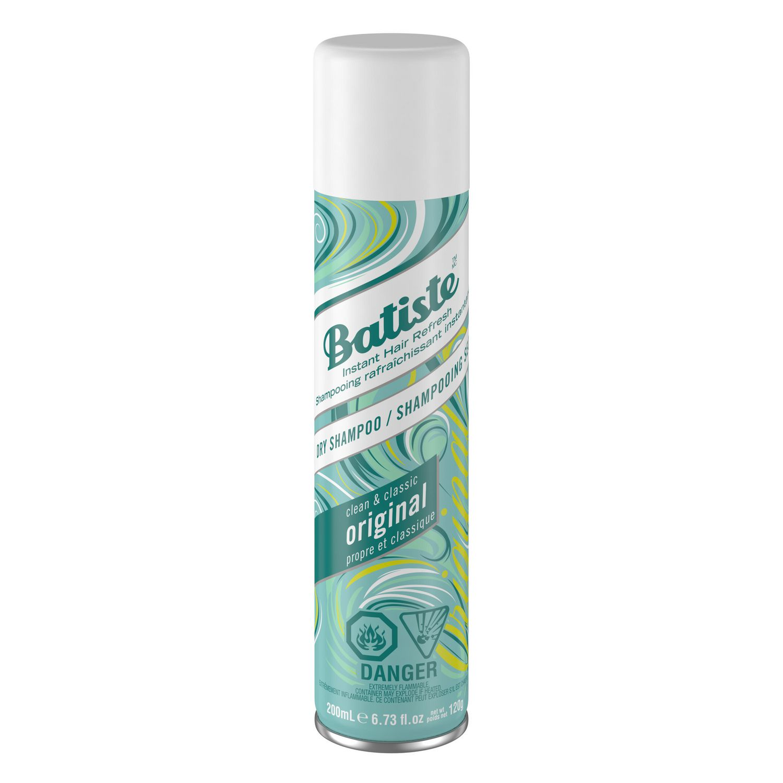 [MPLUS] Batiste Dry Shampoo Clean & Classic Original 200Ml