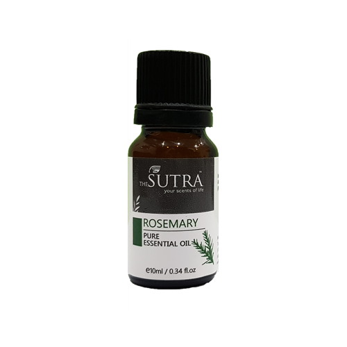 [MPLUS] Sutra Pure Essential Oil Rosemary 10Ml