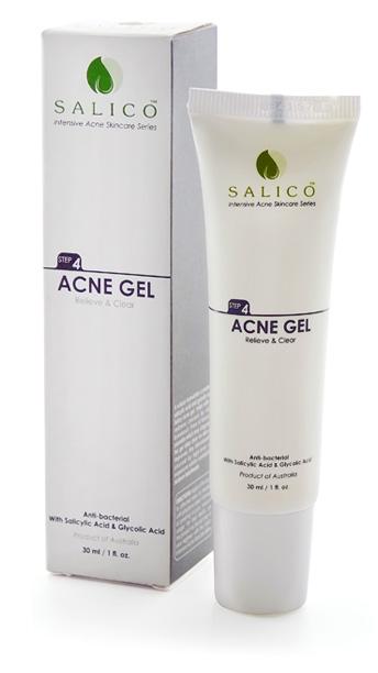 [MPLUS] Salico Acne Gel 30Ml