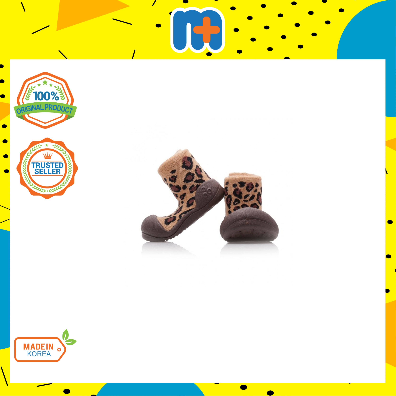 [MPLUS] ATTIPAS Animal Leopard Brown XL