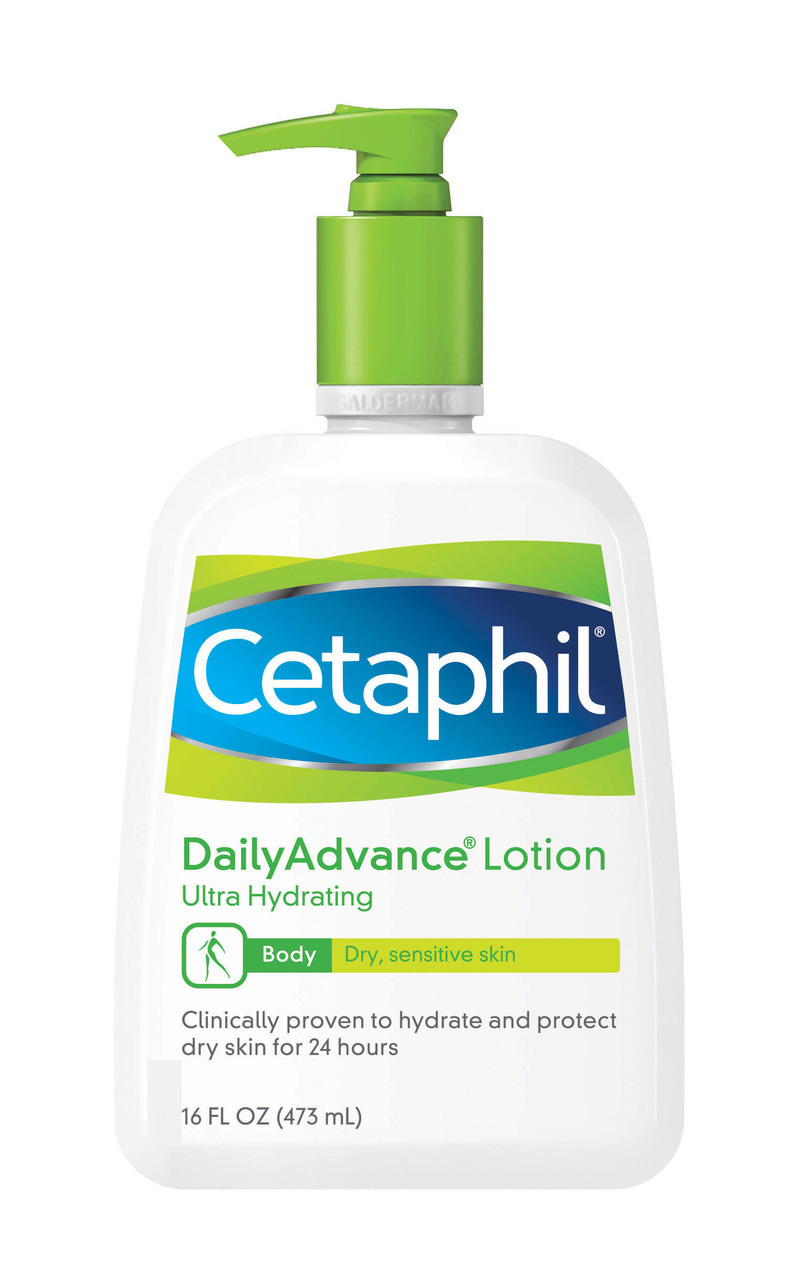 [MPLUS] Cetaphil Daily Adv Hydra Lotion 473Ml