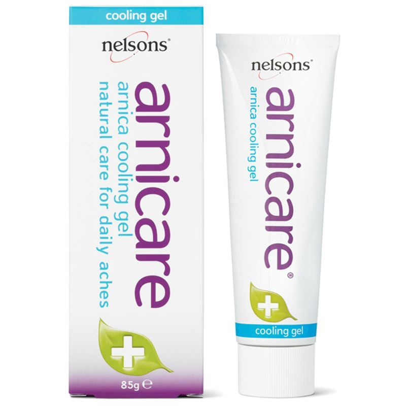 [MPLUS] Nelsons Arnica Cooling Gel 30G