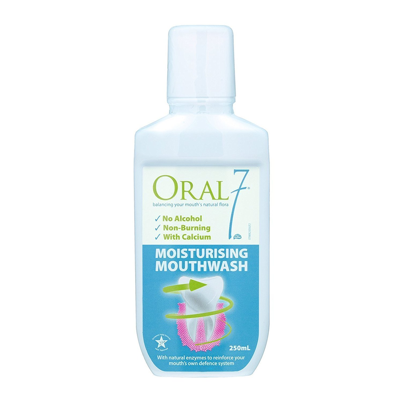 [MPLUS] Oral 7 Moisturising Mouthwash 250Ml