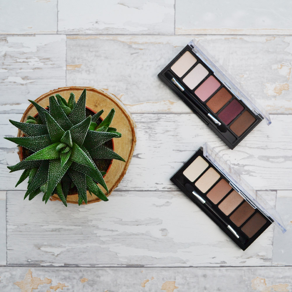 [MPLUS] Sante 42062 Eyeshadow Palette Nudy Shades