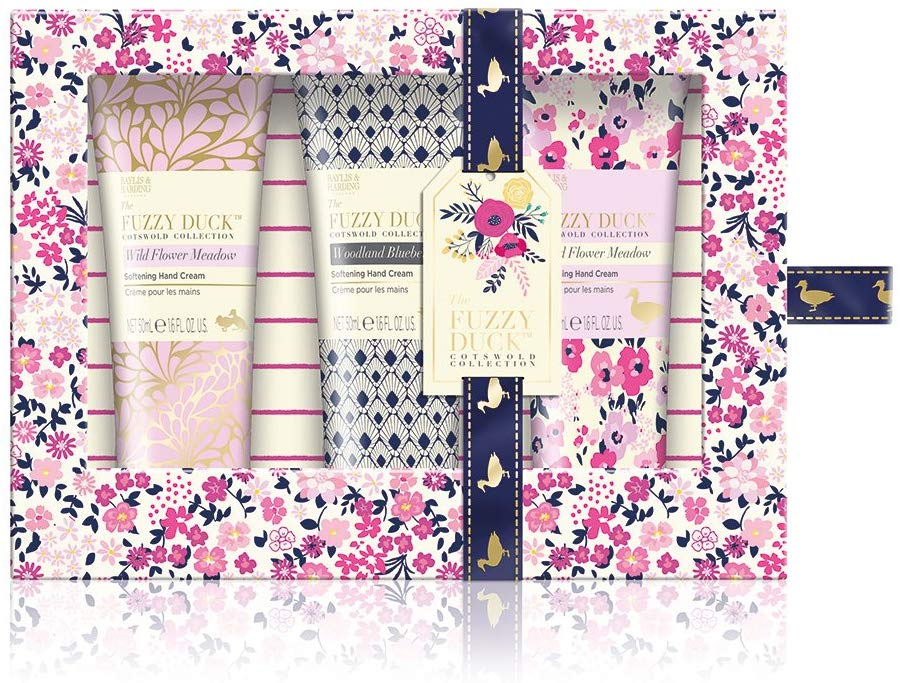 [MPLUS] Ros Maxima Fuzzy Duck Cotswold Collection 3 Hand Cream Set