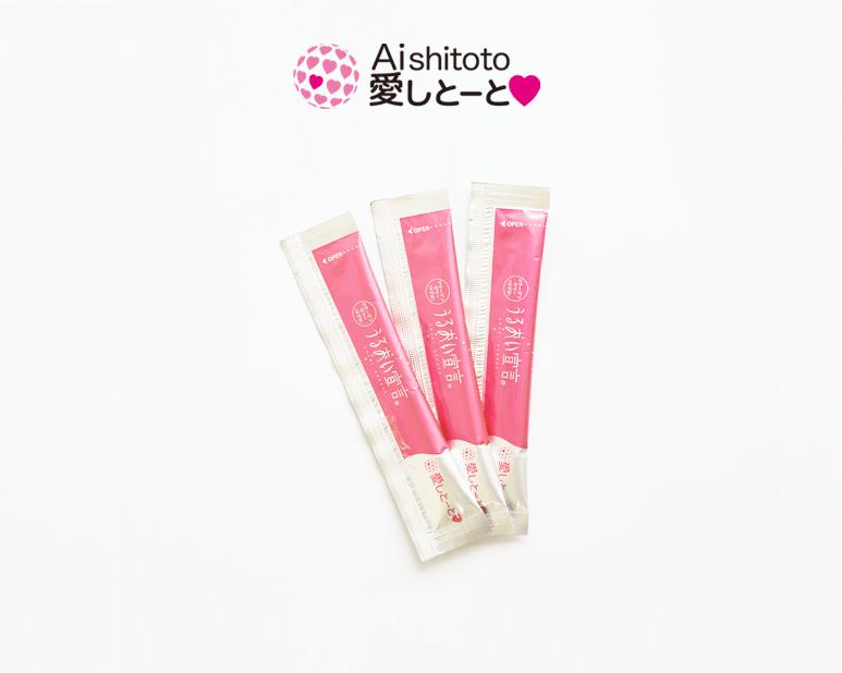 [MPLUS] Aishitoto Collagen Jelly (30S) Uruoi Sengen Mixed Collagen With Yuzu Jelly