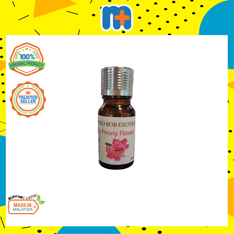 [MPLUS] BORNEO Peony Flower Pure Essential Oil 10ml