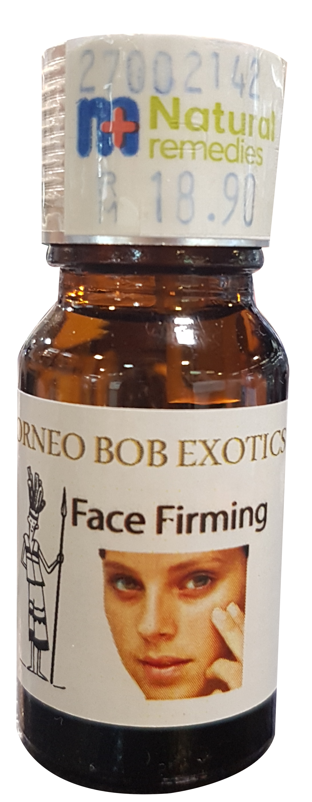 [MPLUS] BORNEO Blended Face Firming Essential Oils 10ml