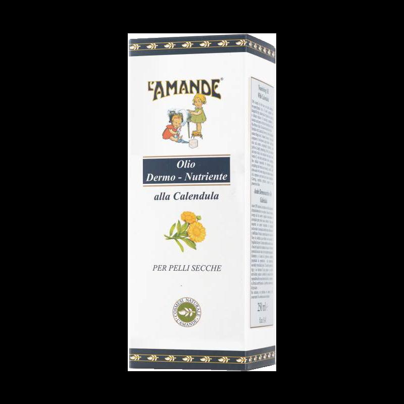 [MPLUS] L'AMANDE Nourishing Oil with Calendula 250ml