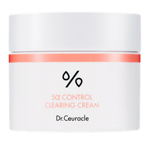 [MPLUS] DR CEURACLE 5? Control Melting Clearing Cream