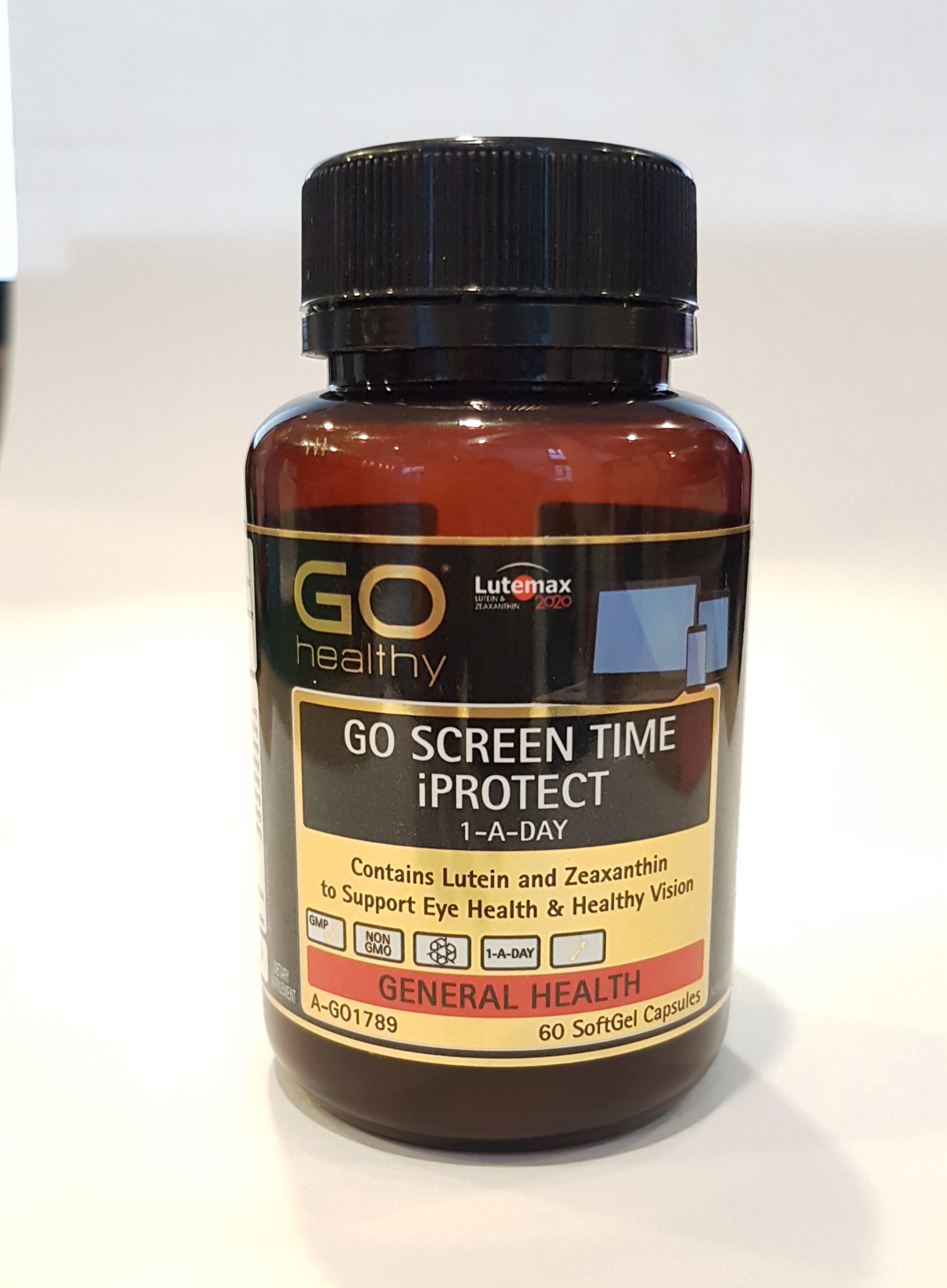 [MPLUS] GO HEALTHY Screen Time Iprotect 60s
