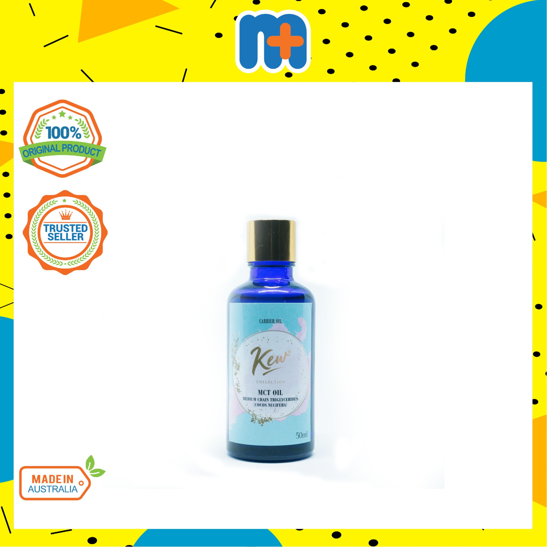 [MPLUS] KEW - Mct Oil (Carrier Oil) 50ml