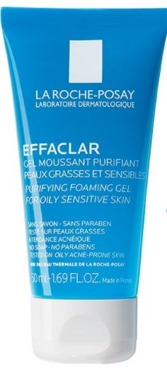 [MPLUS] LA ROCHE POSAY Effaclar Acne Skin-Saver Set Oily