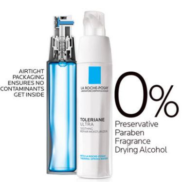 [MPLUS] LA ROCHE POSAY Toleriane Ultra Light 40ml Allergy