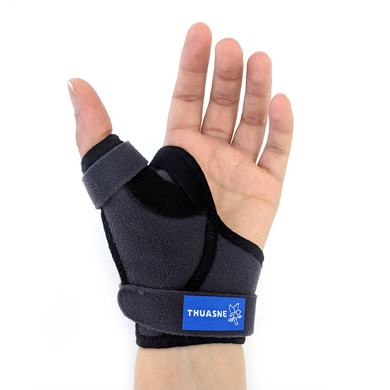 [MPLUS] THUASNE Thu-7090 Ligaflex Rhizo/Thumb Splint/Size 2 17-23cm (Left)
