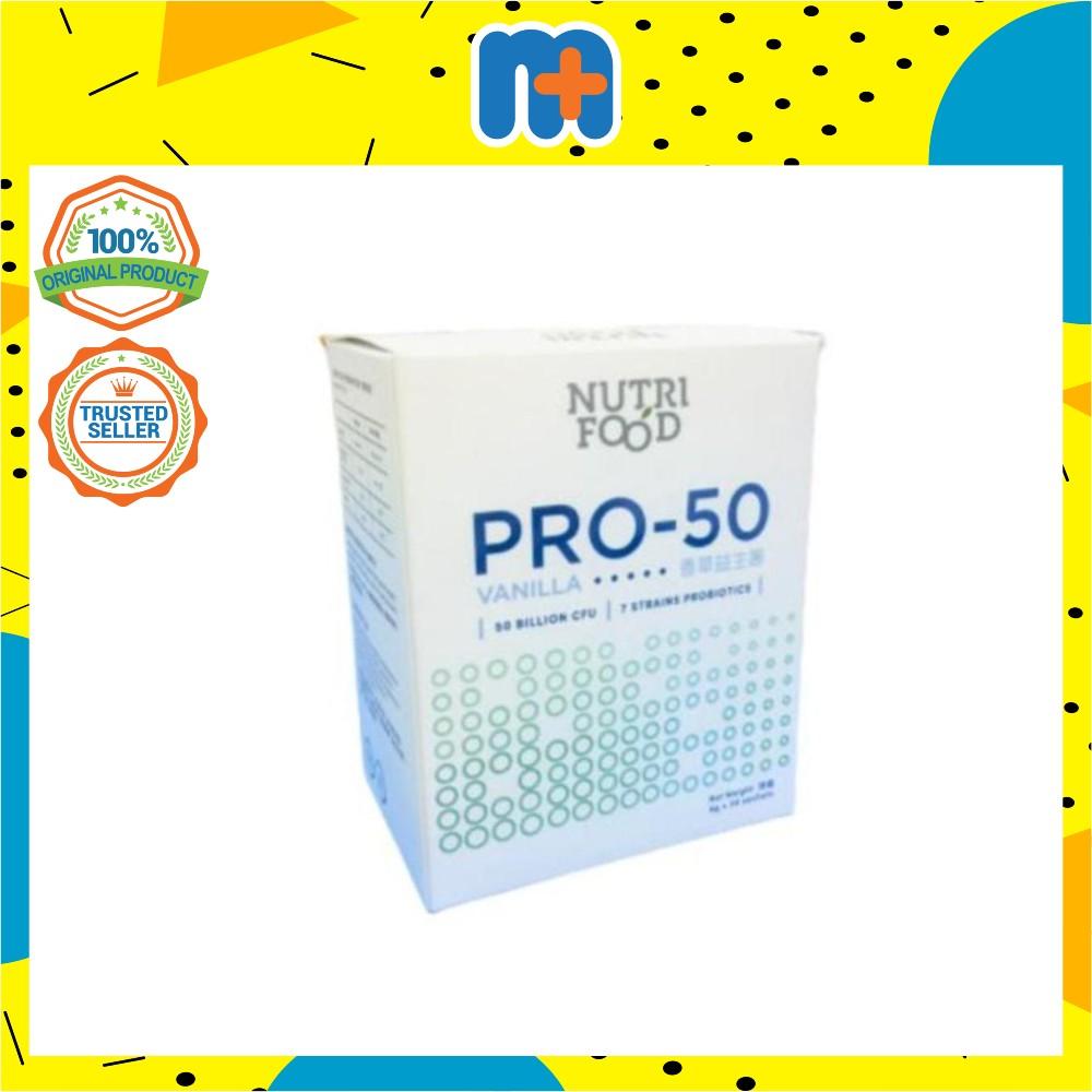 [MPLUS] NUTRIFOOD Pro-50 30s