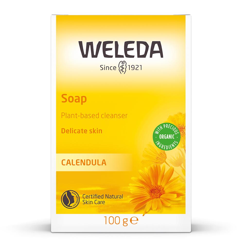 [MPLUS] WELEDA Calendula Soap 100G