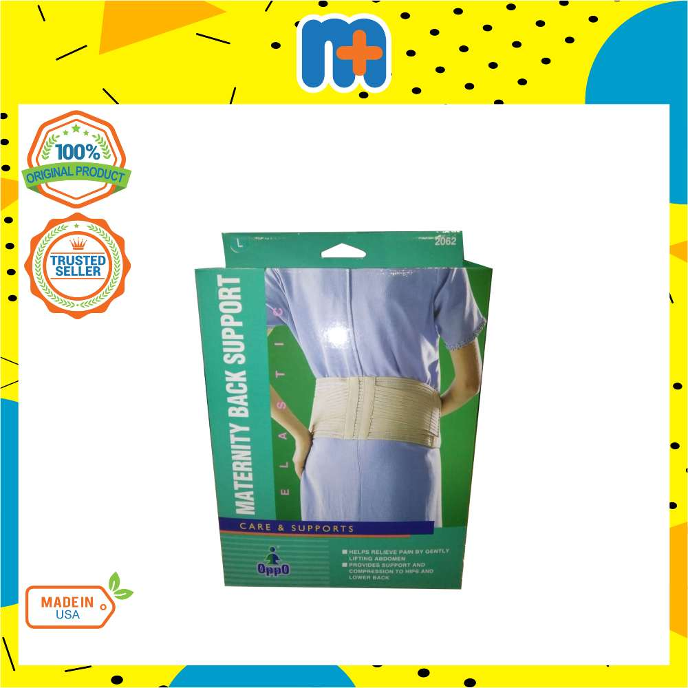 [MPLUS] OPPO Maternity Back Support Belt 2062 Size L