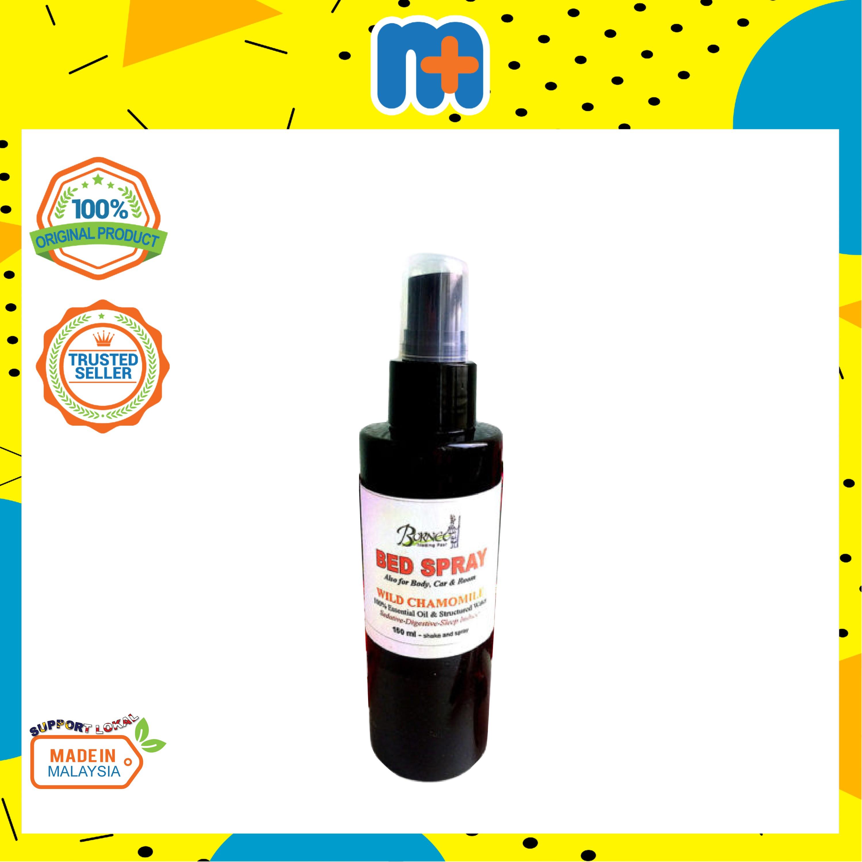 [MPLUS] BORNEO TRADING POST Bed Spray Wild Chamomile 150ml