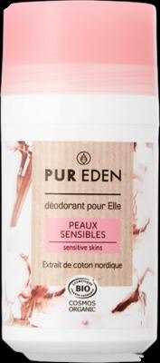 [MPLUS] PUR EDEN Deodorant Spray Sensitive Skin for Her 100ml