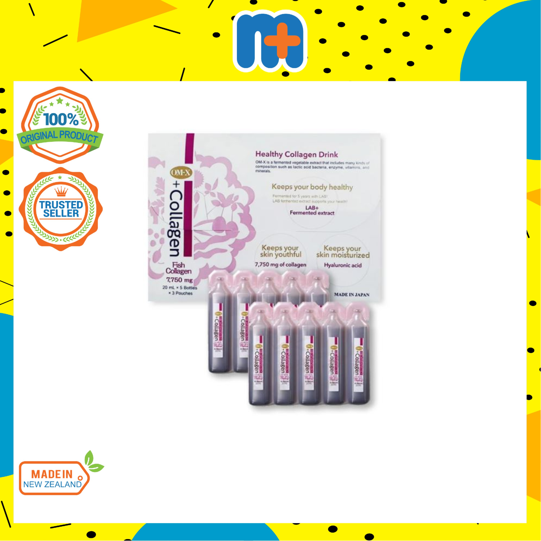 [MPLUS] PHM Om-X + Collagen 20ml x 15 Vials