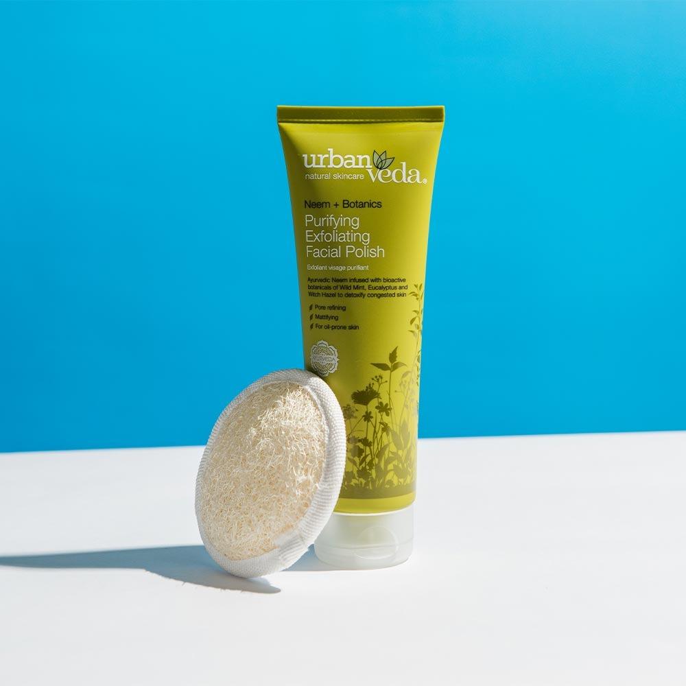 [MPLUS] URBAN VEDA Purifying Exfoliating Facial Polish 125ml