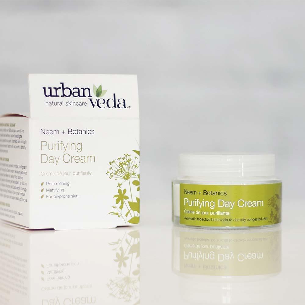 [MPLUS] URBAN VEDA Purifying Day Cream 50ml