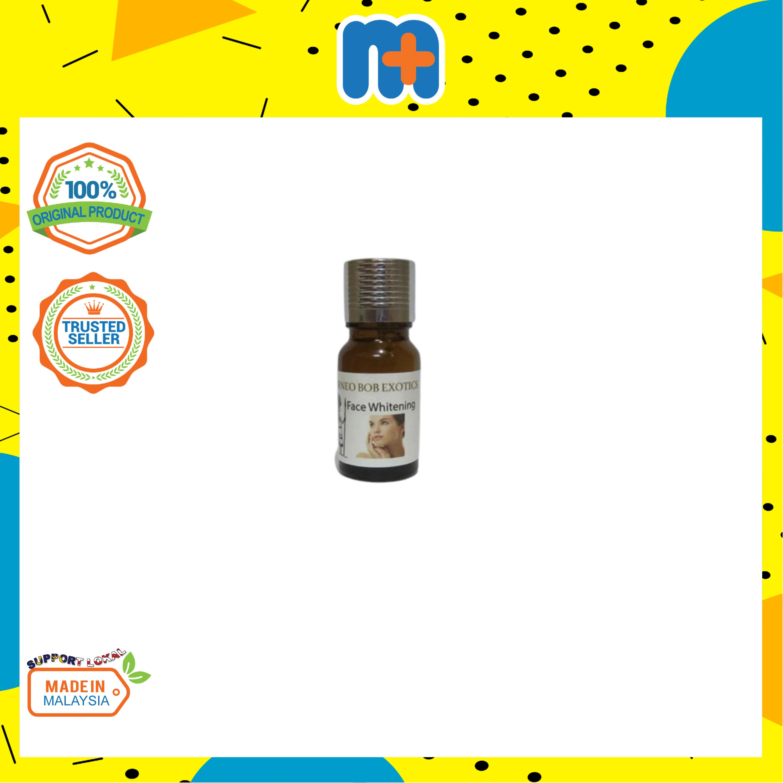 [MPLUS] BORNEO Blended Face Whitening Essential Oils 10ml