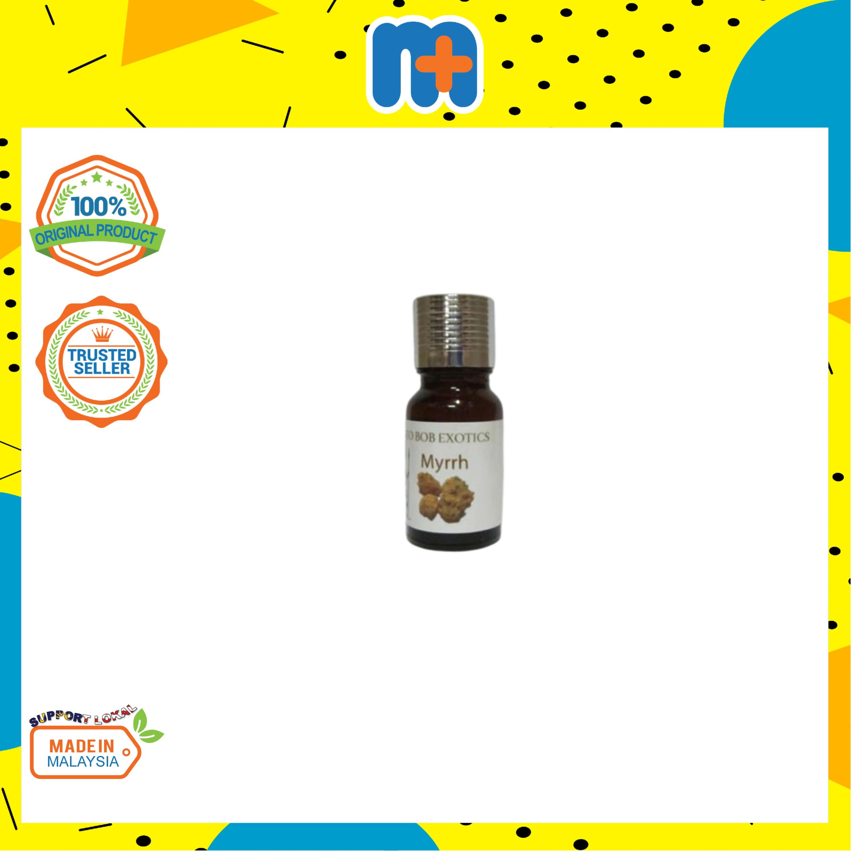 [MPLUS] BORNEO Myrrh Pure Essential Oils 10ml