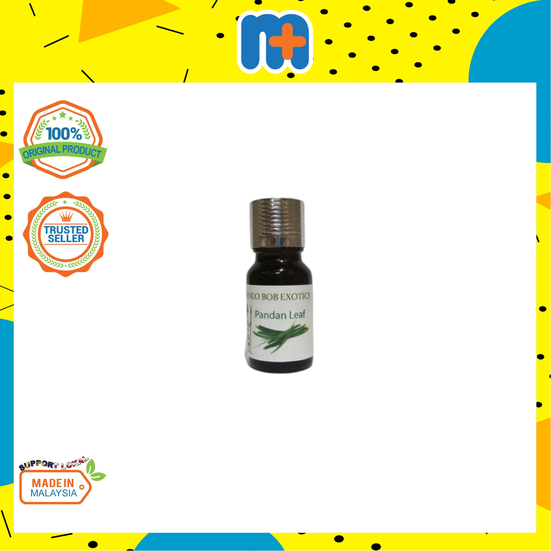 [MPLUS] BORNEO Pandan Leaf Pure Essential Oils 10ml