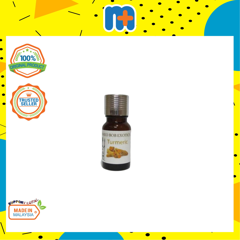 [MPLUS] BORNEO Turmeric Pure Essential Oils 10ml