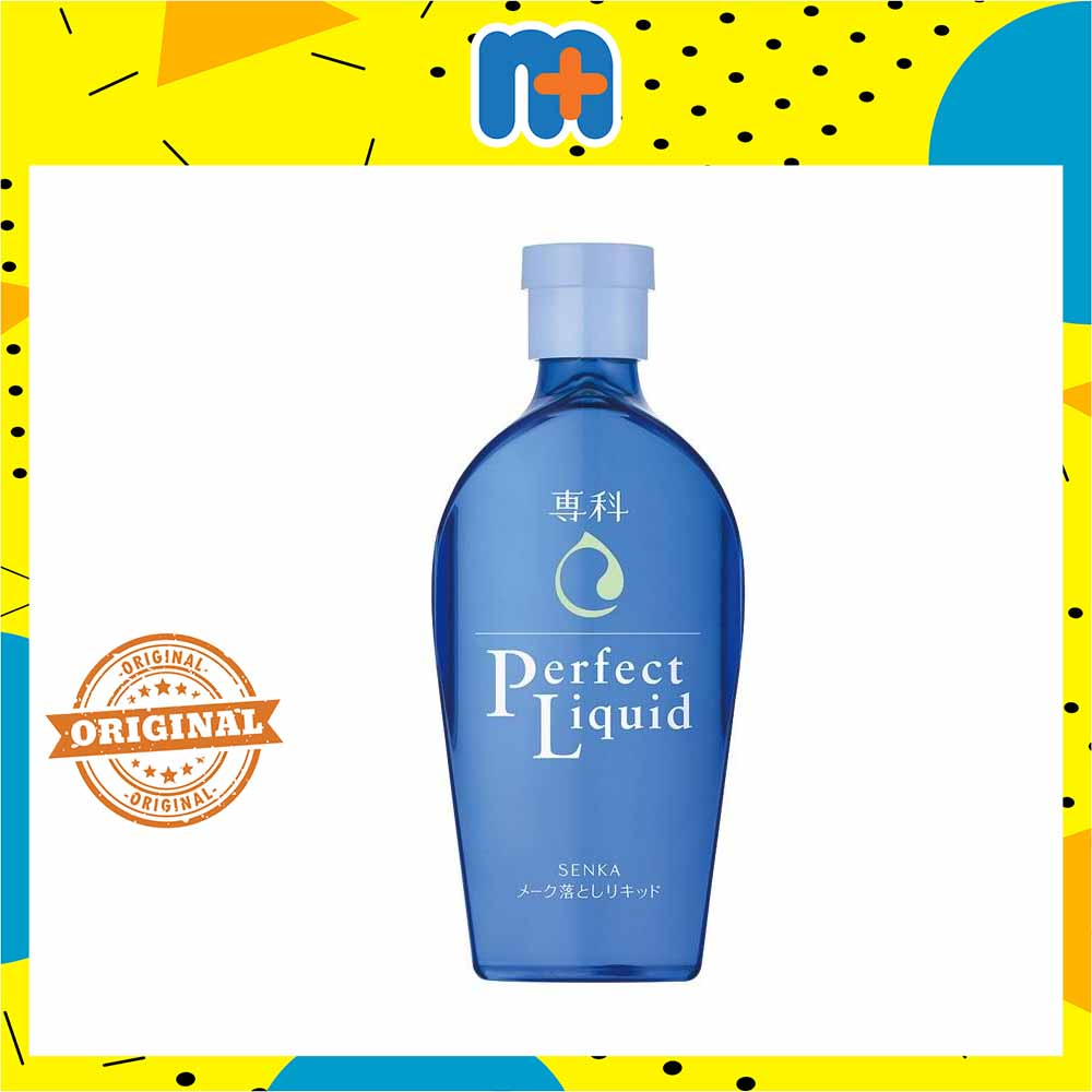 [MPLUS] Senka Perfect Liquid 230Ml