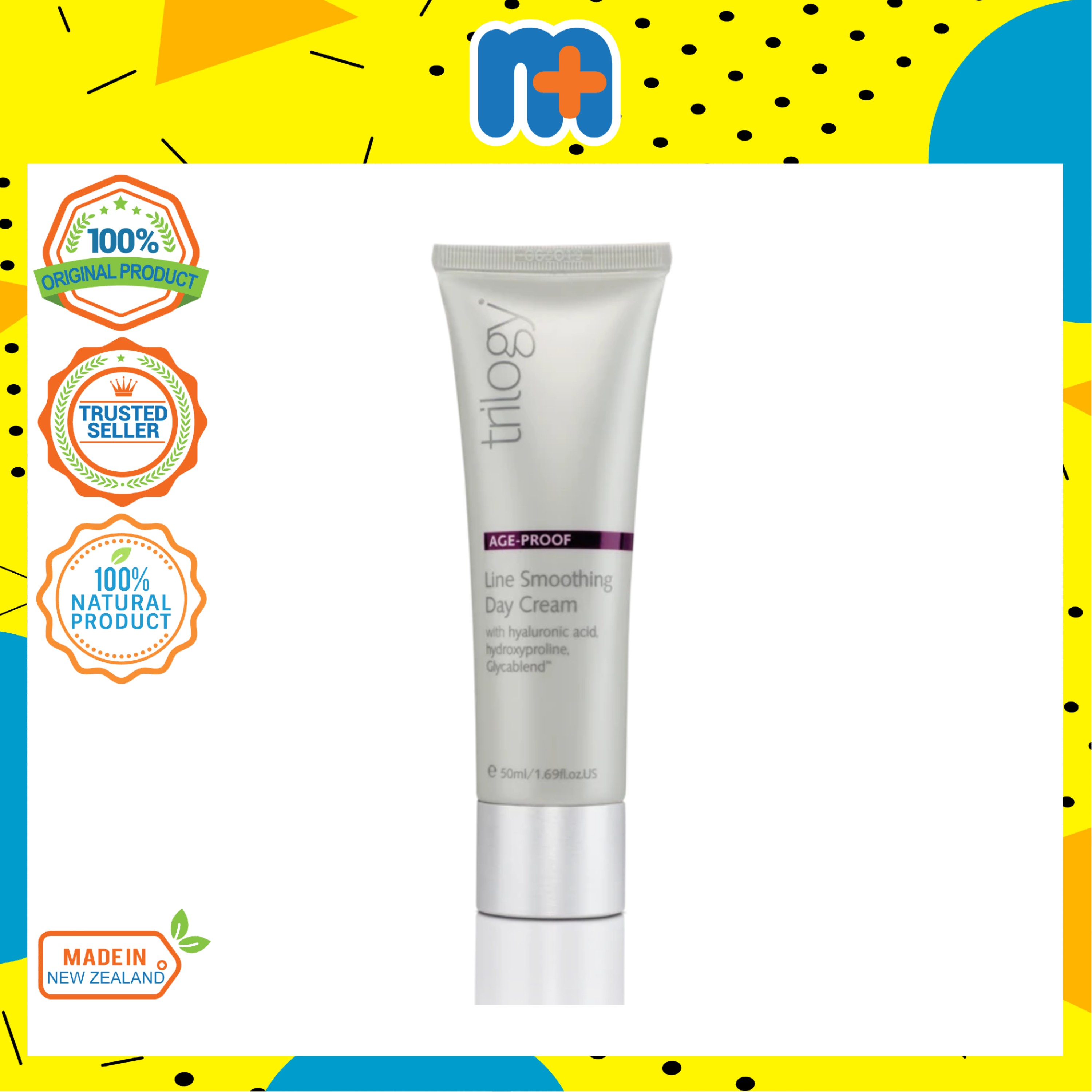 [MPLUS] TRILOGY Line Smoothing Day Cream 50ml