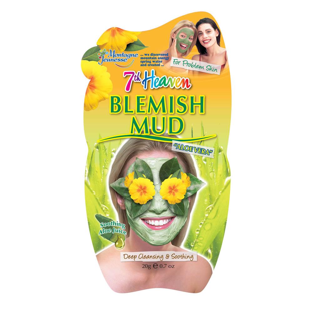 [MPLUS] Montagene Jeuness Blemish Mud Mask 1S