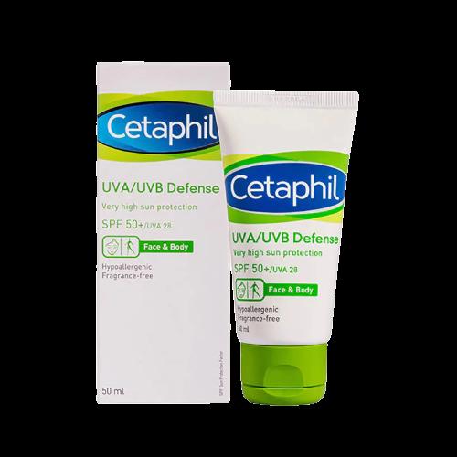 [MPLUS] CETAPHIL Defense Cream SPF50+ UVA28 50ml