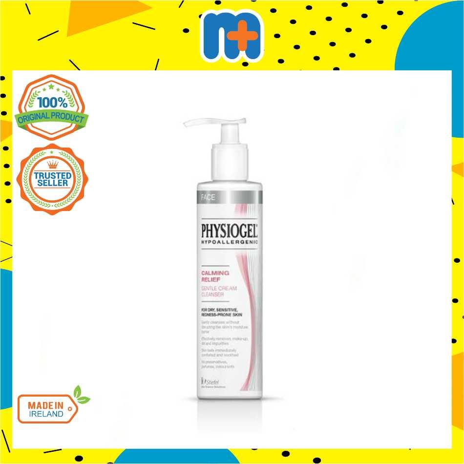 [MPLUS] PHYSIOGEL Calming Relief Cream Cleanser 200ml