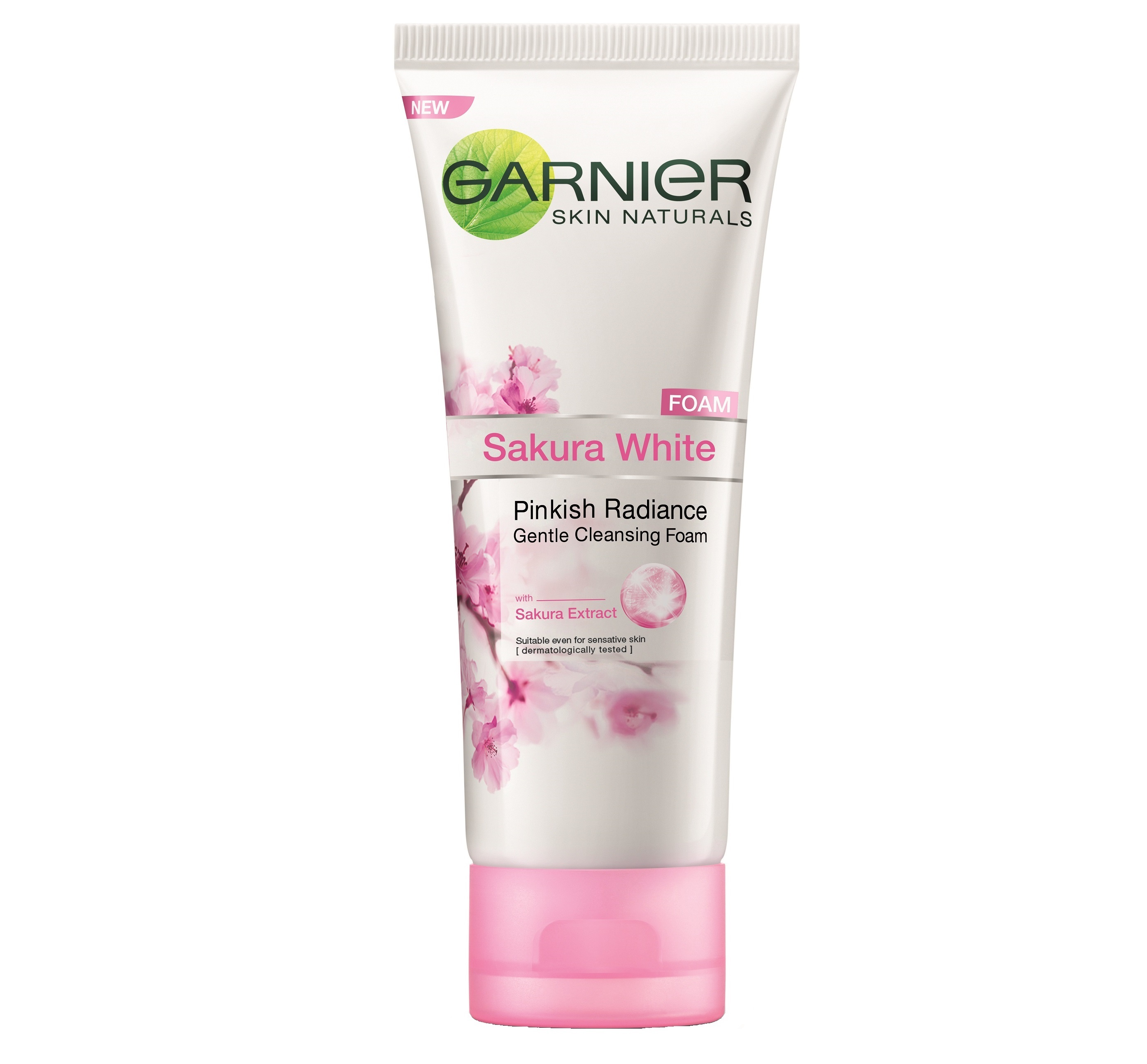 [MPLUS] Garnier Sakura White Foam 100Ml