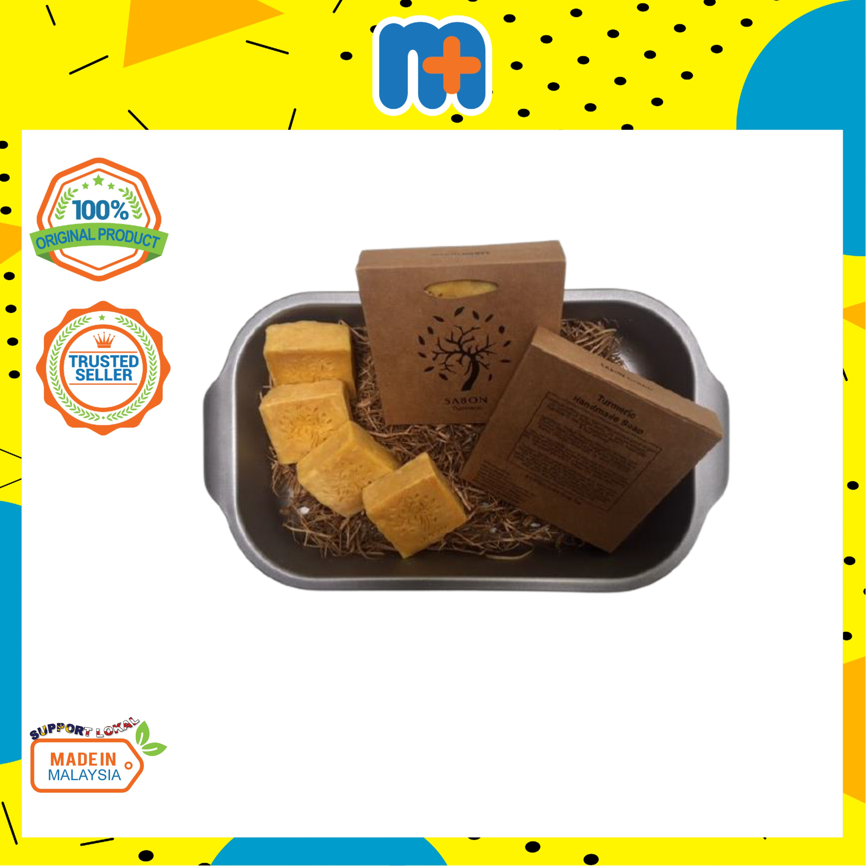 [MPLUS] SABON Turmeric Gift Set (4 X 50g)