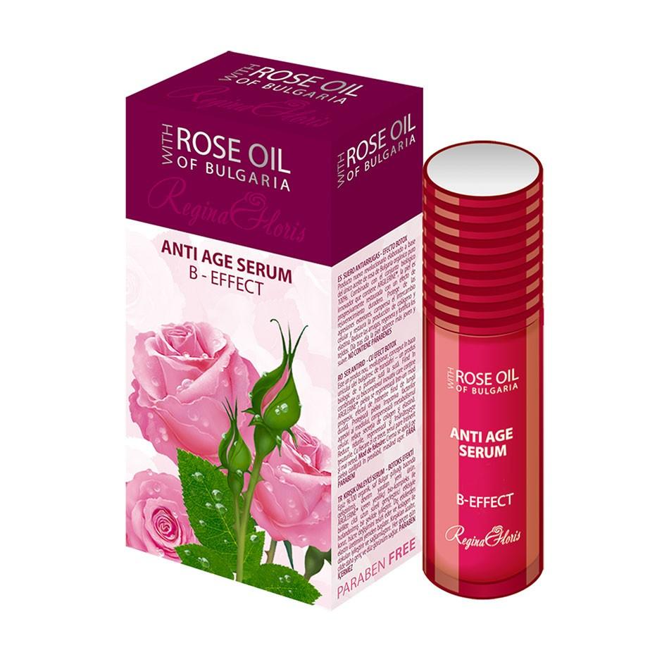 [MPLUS] Rose Oil Of Bulgaria Anti-Age Serum B-Effect 40Ml