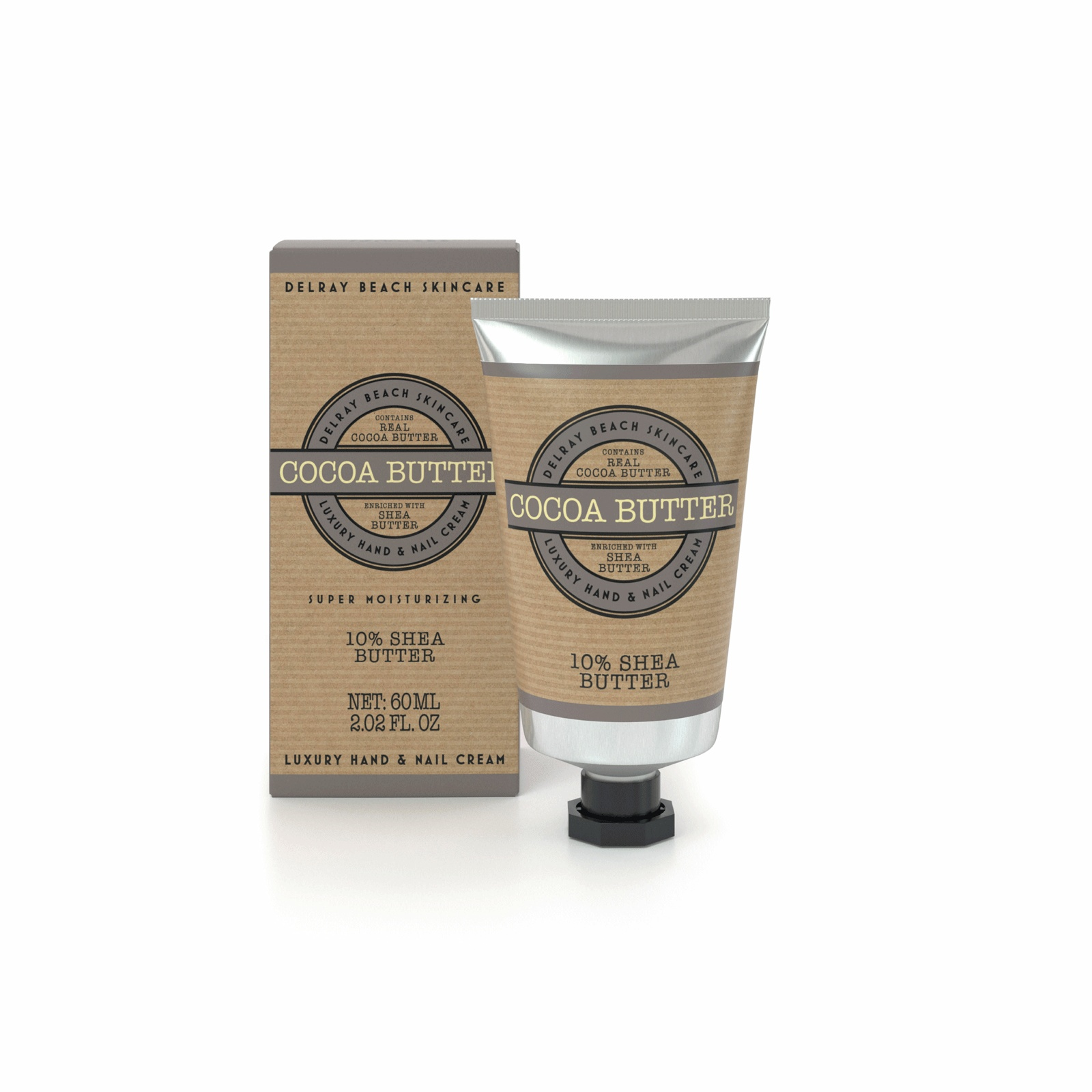 [MPLUS] Somerset Delray Hand Cream Cocoa Butter 60Ml