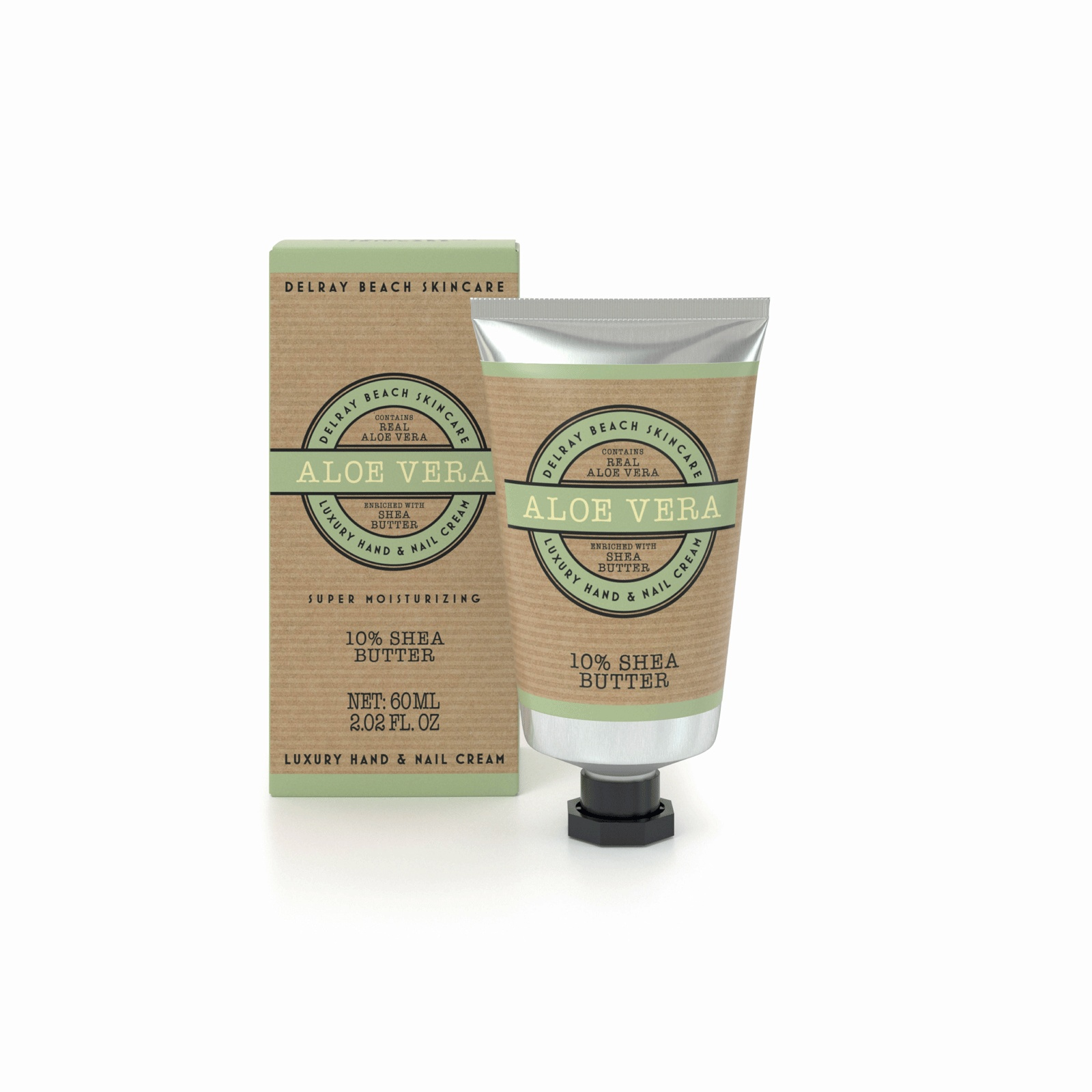 [MPLUS] Somerset Delray Hand Cream Aloe Vera 60Ml