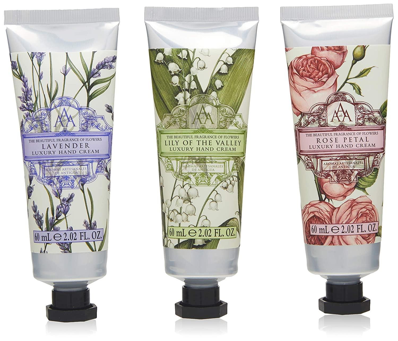 [MPLUS] SOMERSET Aromas Artesanales de Antigua Mini Hand Cream Gift Set - 3 x 20ml