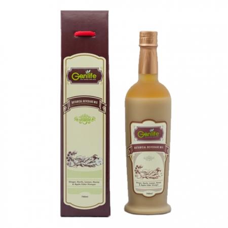 [MPLUS] Genlife Botanical Beverage Mix 700Ml